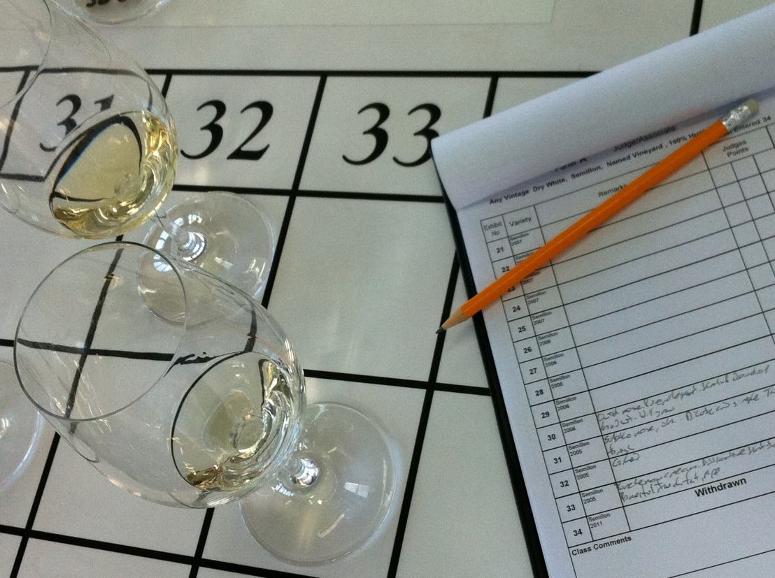Commentary: Who Should Judge Australian WineShows
