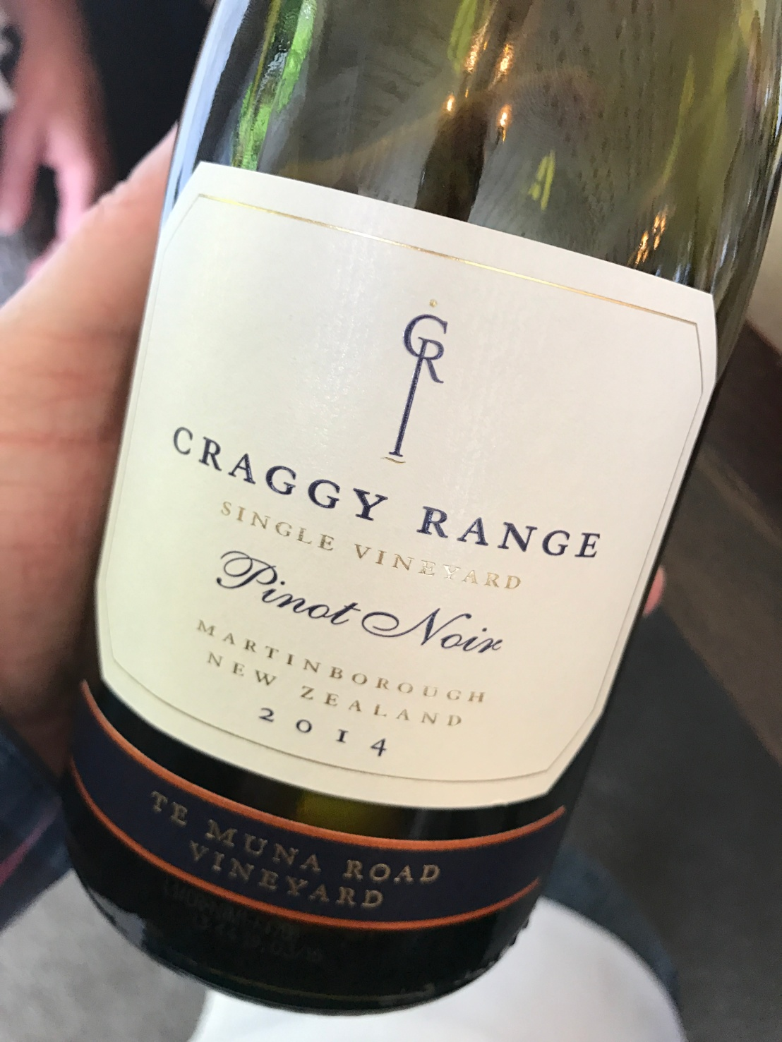 Notes From Martinborough