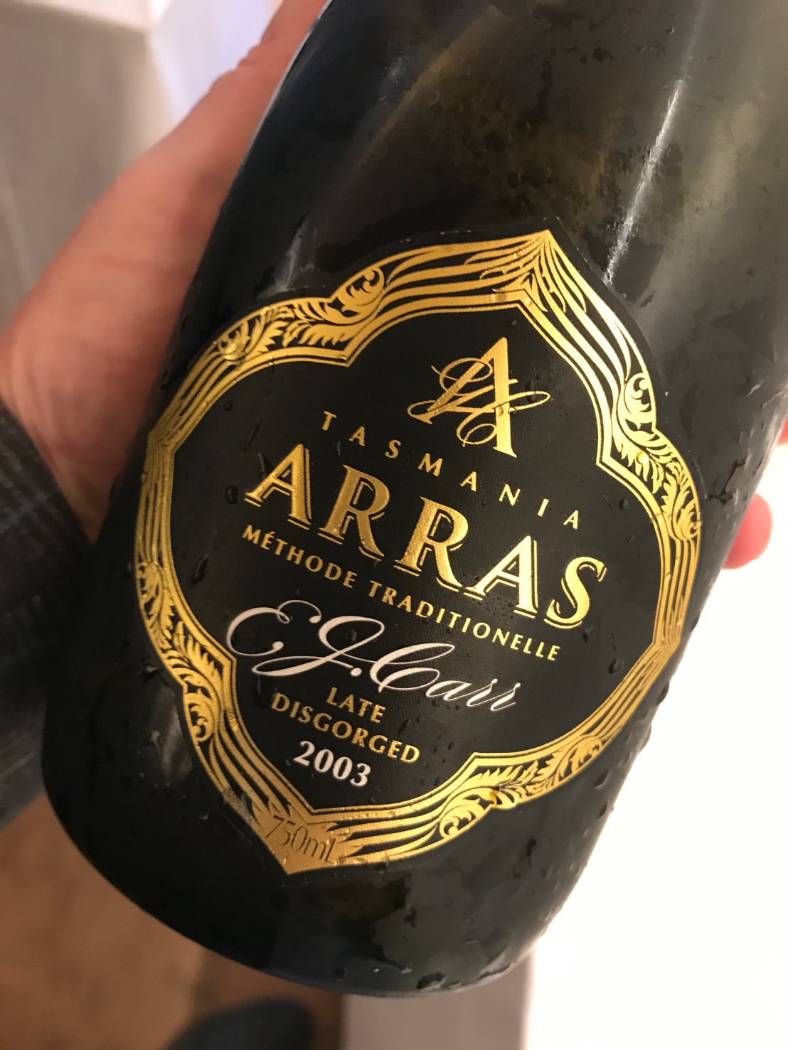 Notes from Tasmania: Sparkling Wine Update